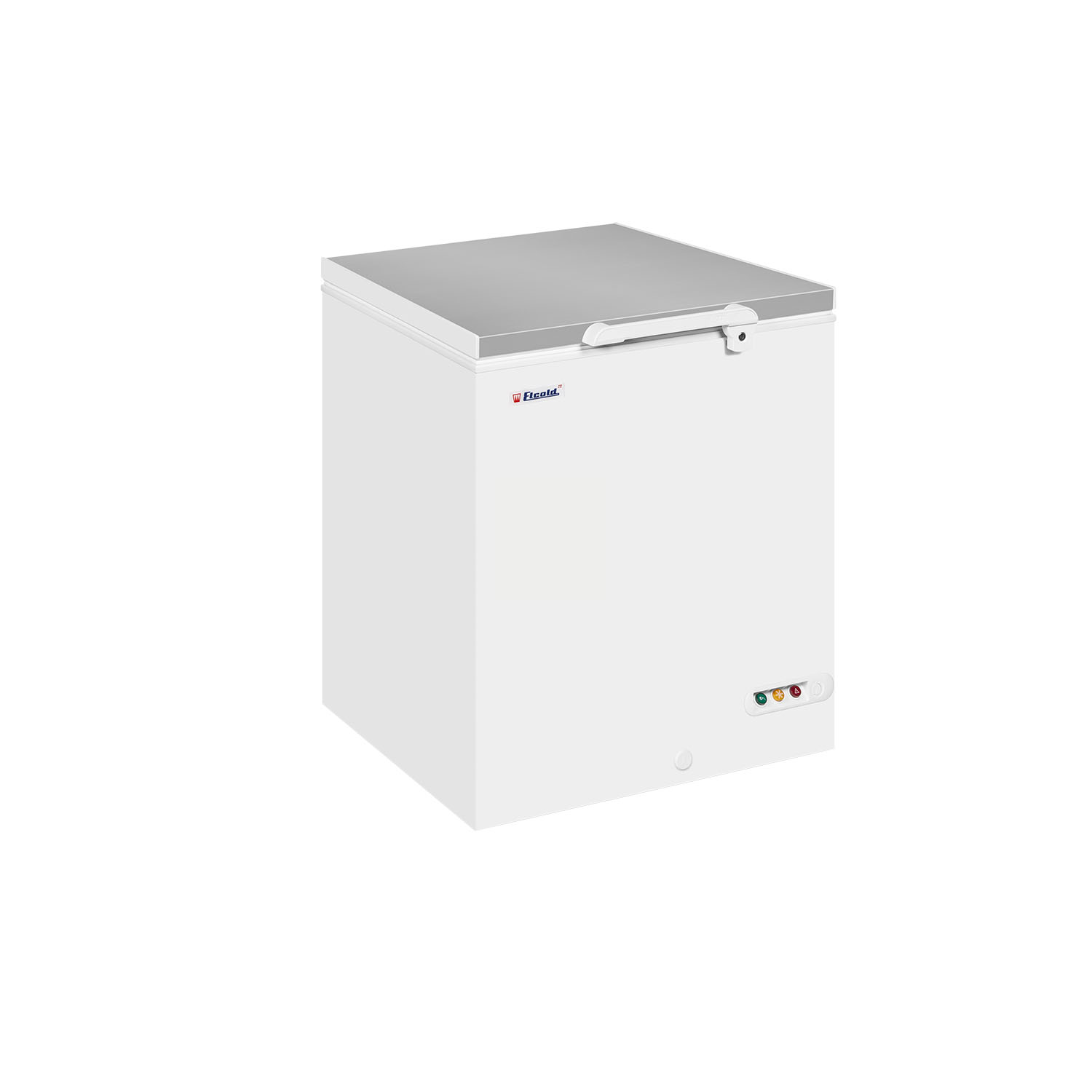 EL22SS Chest Freezer with Stainless Steel Lid