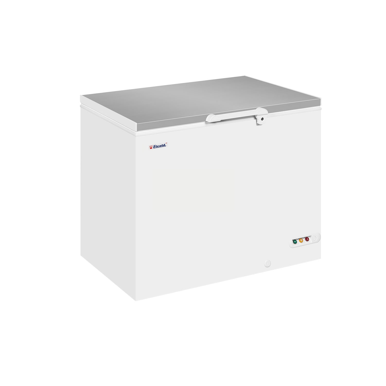 EL35SS Chest Freezer with Stainless Steel Lid