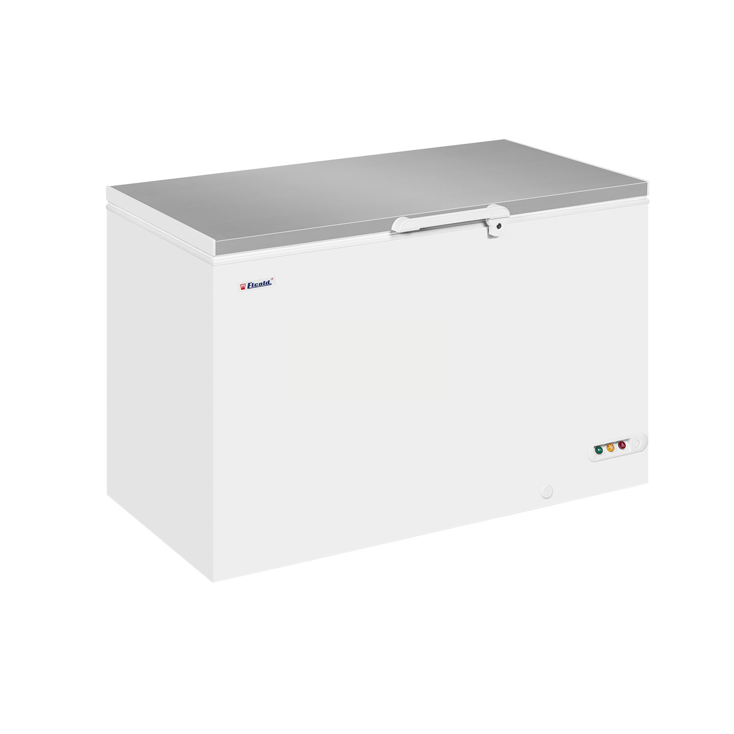 EL45SS Chest Freezer with Stainless Steel Lid