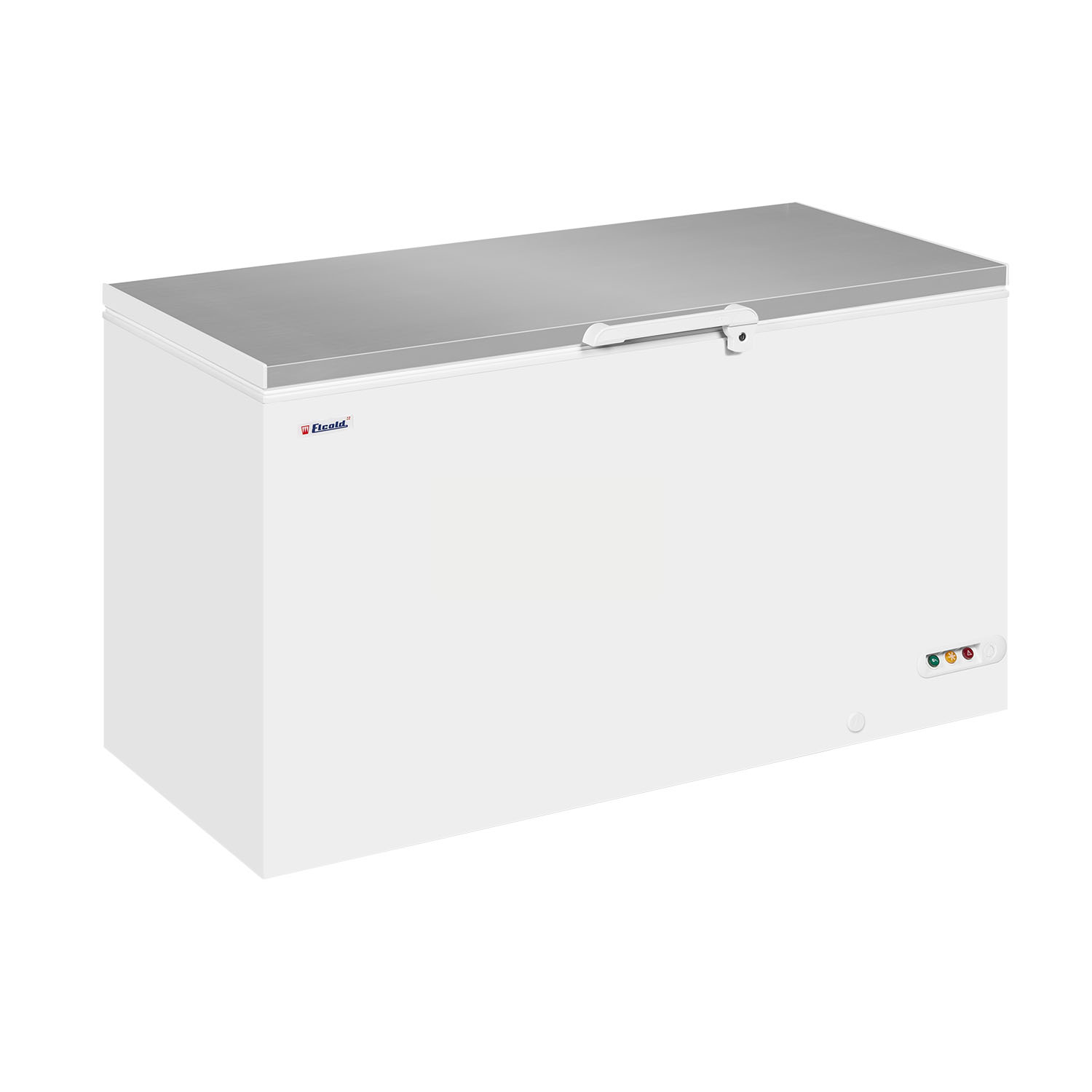 EL53SS Chest Freezer with Stainless Steel Lid