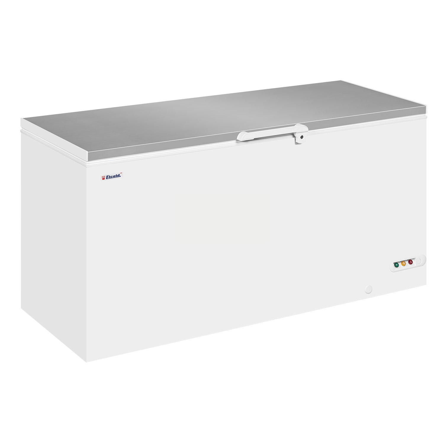 EL61SS Chest Freezer with Stainless Steel Lid