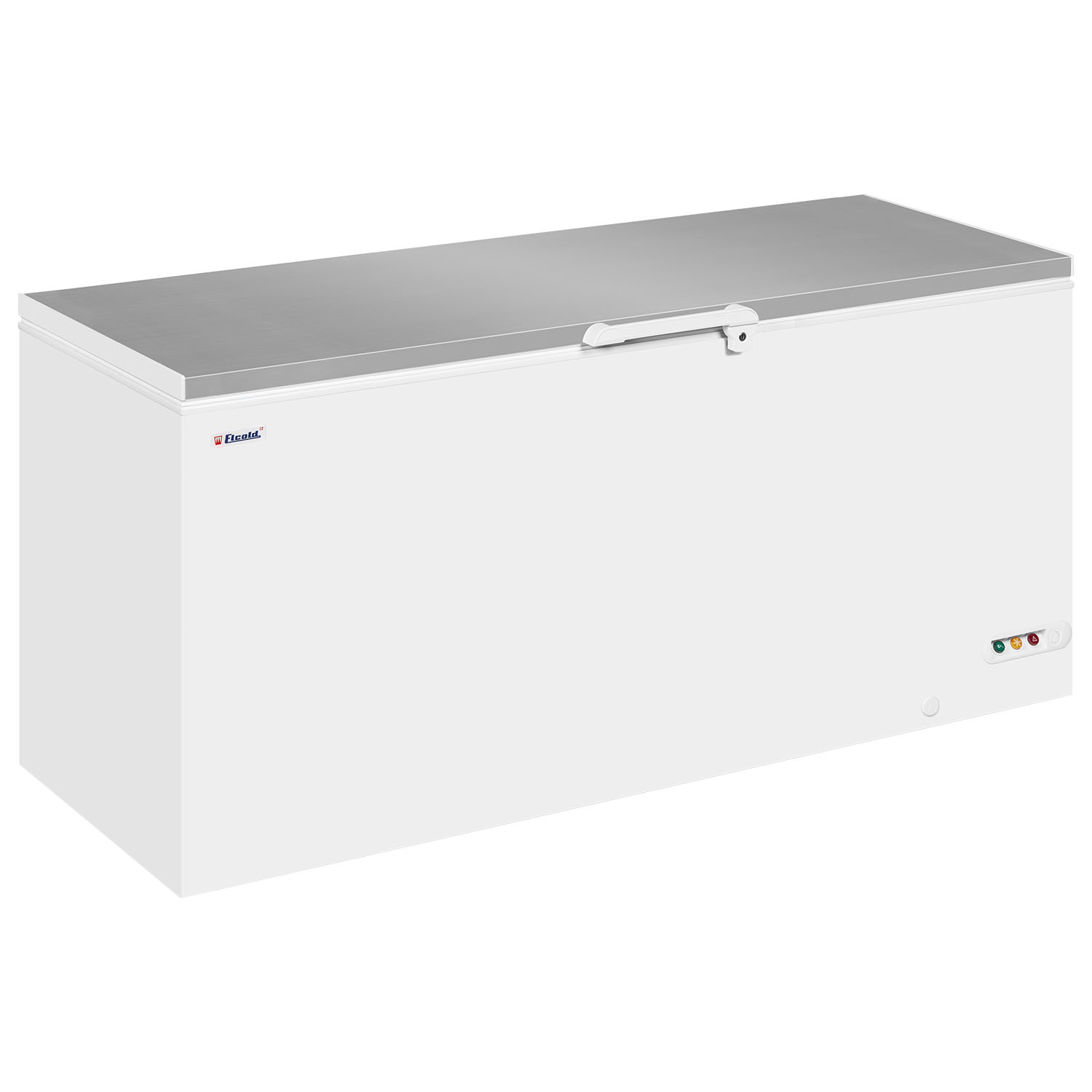 EL71SS Chest Freezer with Stainless Steel Lid