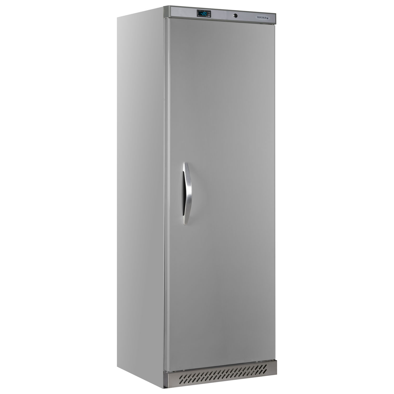 Tefcold UF400VSP Upright Storage Freezer Stainless Steel