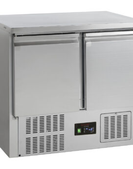 Tefcold G-Line GS91 Gastronorm 2-Door Counter Chiller